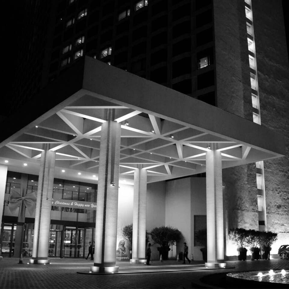 Guangzhou White Swan Hotel Lighting Project