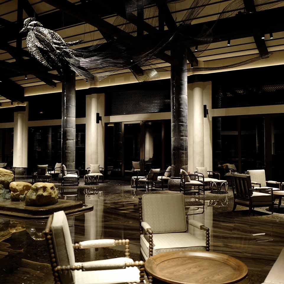 Zhuhai Banyan Tree (Yuechun) Hotel Lighting Project